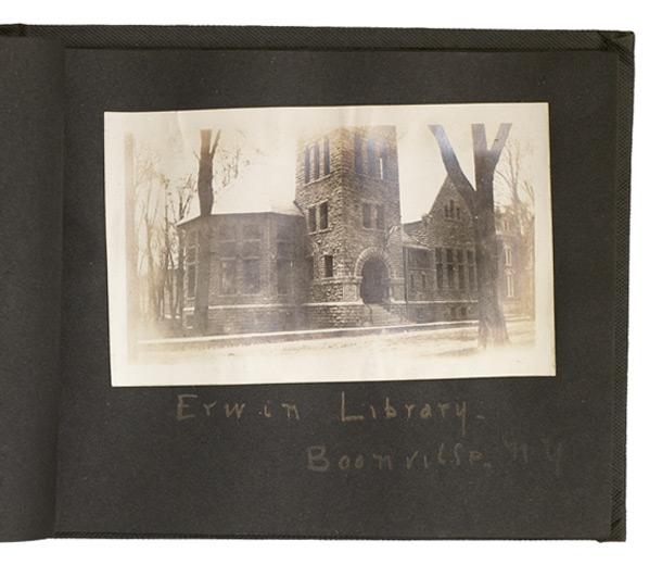 Erwin Library - Boonville, NY