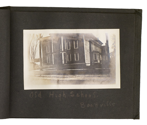 Old High School, Boonville