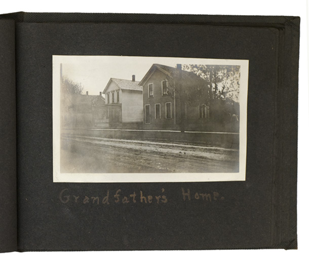 Grandfather`s Home