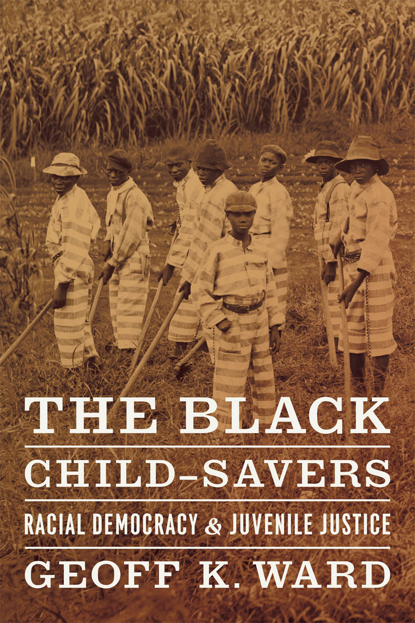 Geoff Ward book The Black Child Savers